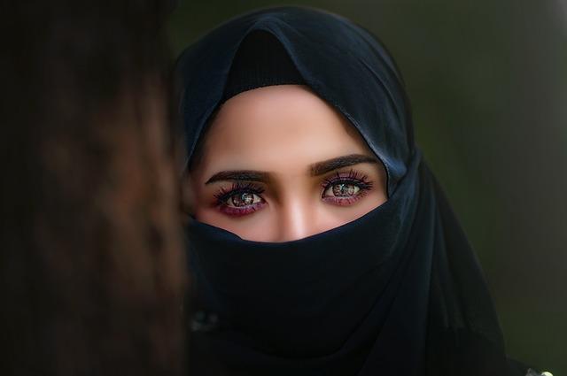 hidžáb šátek