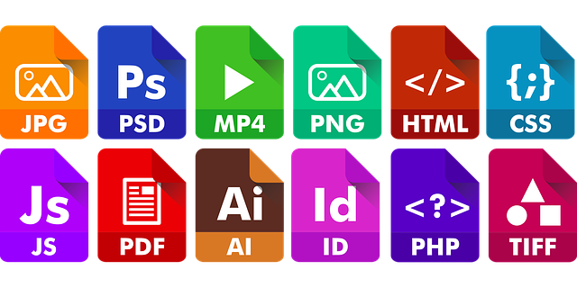 souborové ikony