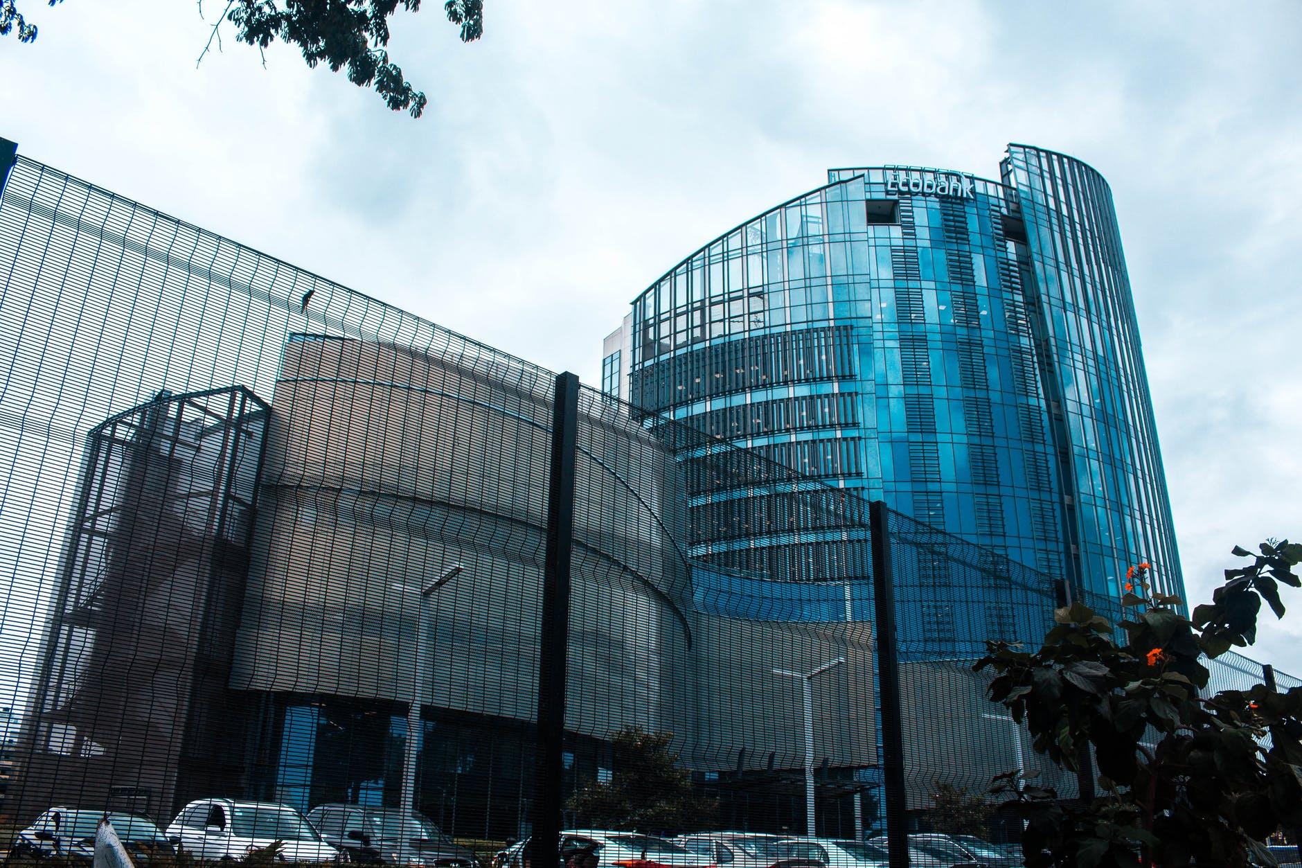 sídlo bankovní společnosti